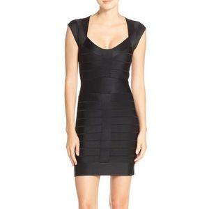 French Connection 'Miami Spotlight' Bandage Dress